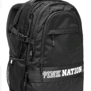 Victoria's Secret  Pink )Backpack